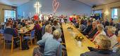Nær 148.000 kroner frå Sveio til SOS Ukraina 2019